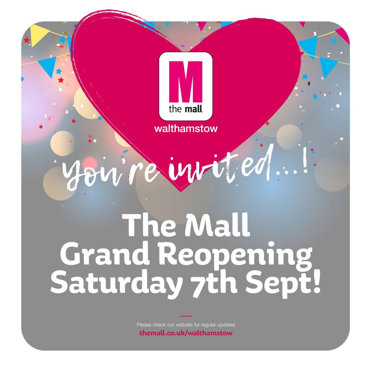 The Mall Walthamstow (@MallWalthamstow) | Twitter