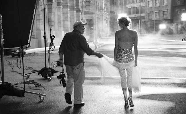 Peter Lindbergh, a giant of fashion photography, dies at 74