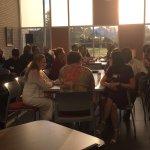 Image for the Tweet beginning: Rentrée au Collège Newman (Edmonton).