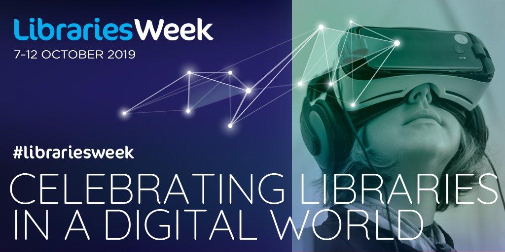 Libraries Week (@librariesweek)   Twitter