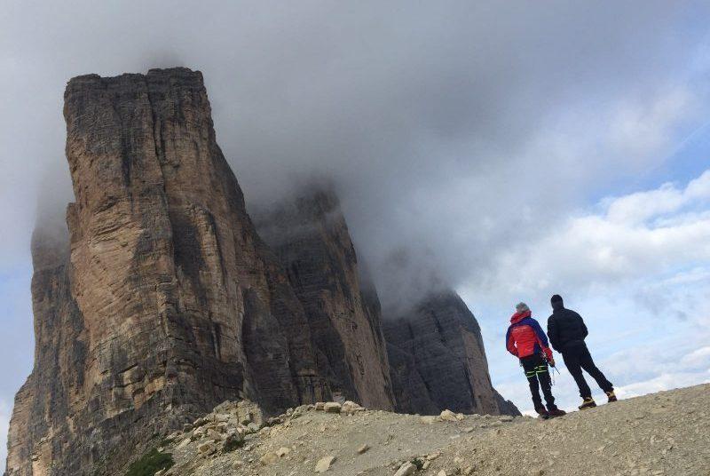 Recuperato alpinista sulle TreCime https://t.co/...