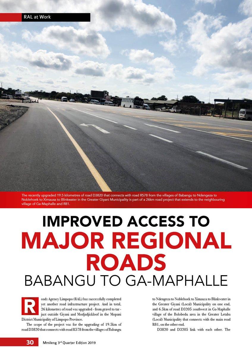 Roads Agency Limpopo (@RoadsAgency) | Twitter