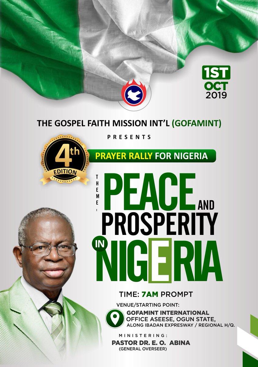 Gofamint Nigeria (@GofamintNigeria) | Twitter