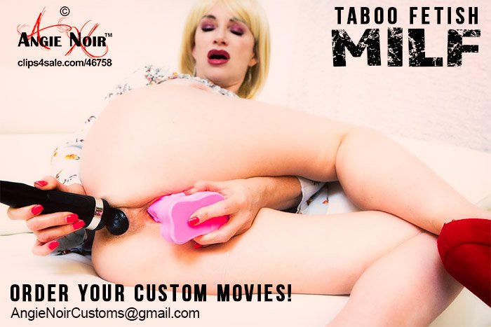 share your opinion. milf dildo machine something is. will
