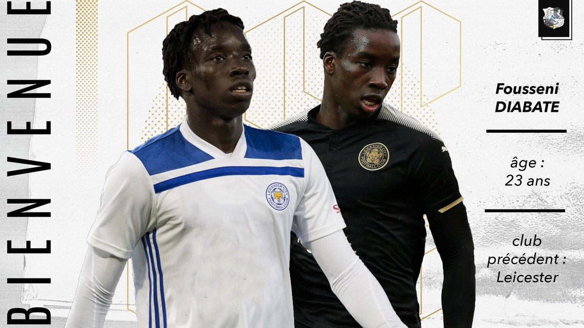 Officiel : Fousseni Diabaté est prêté à l'Amiens SC