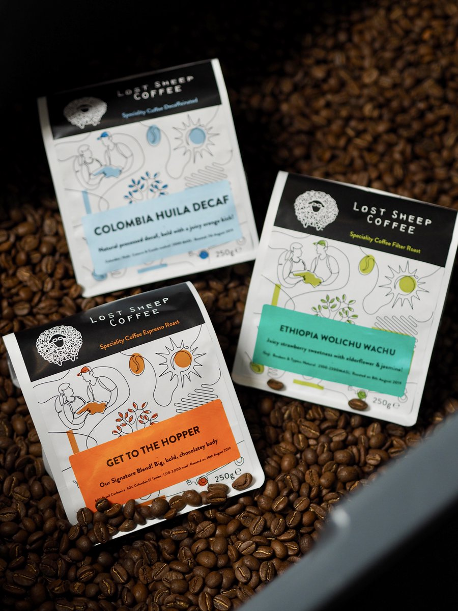 Lost Sheep Coffee On Twitter Our Hand Roasted