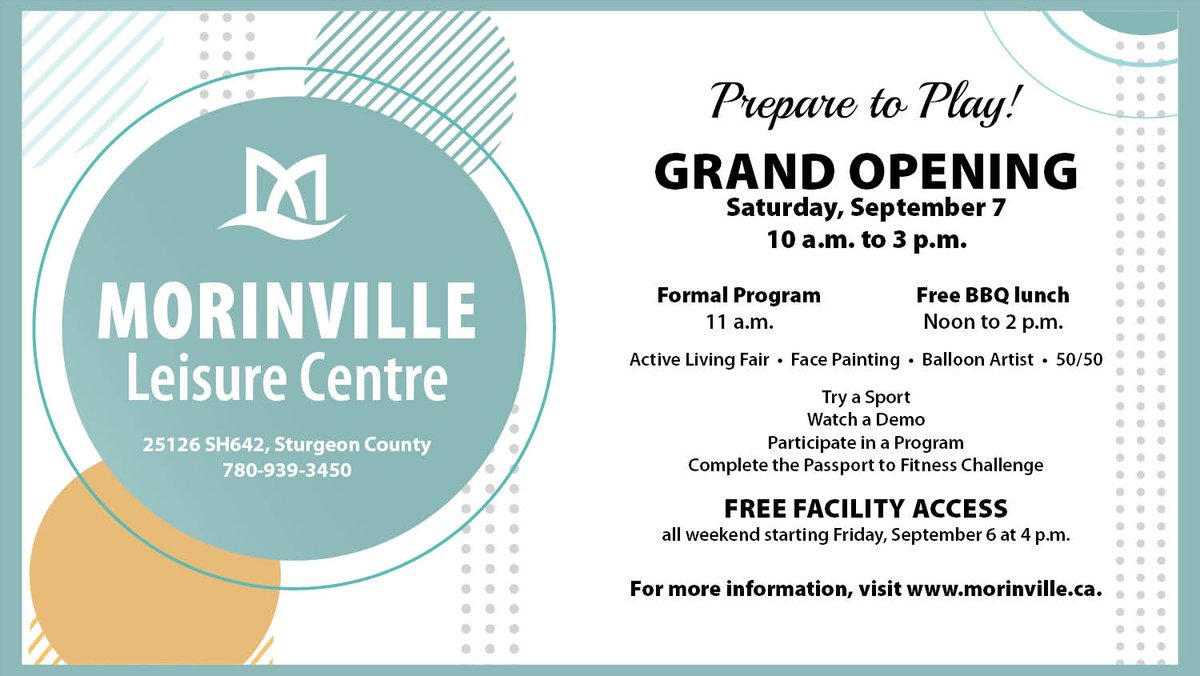Town of Morinville (@TownMorinville) | Twitter