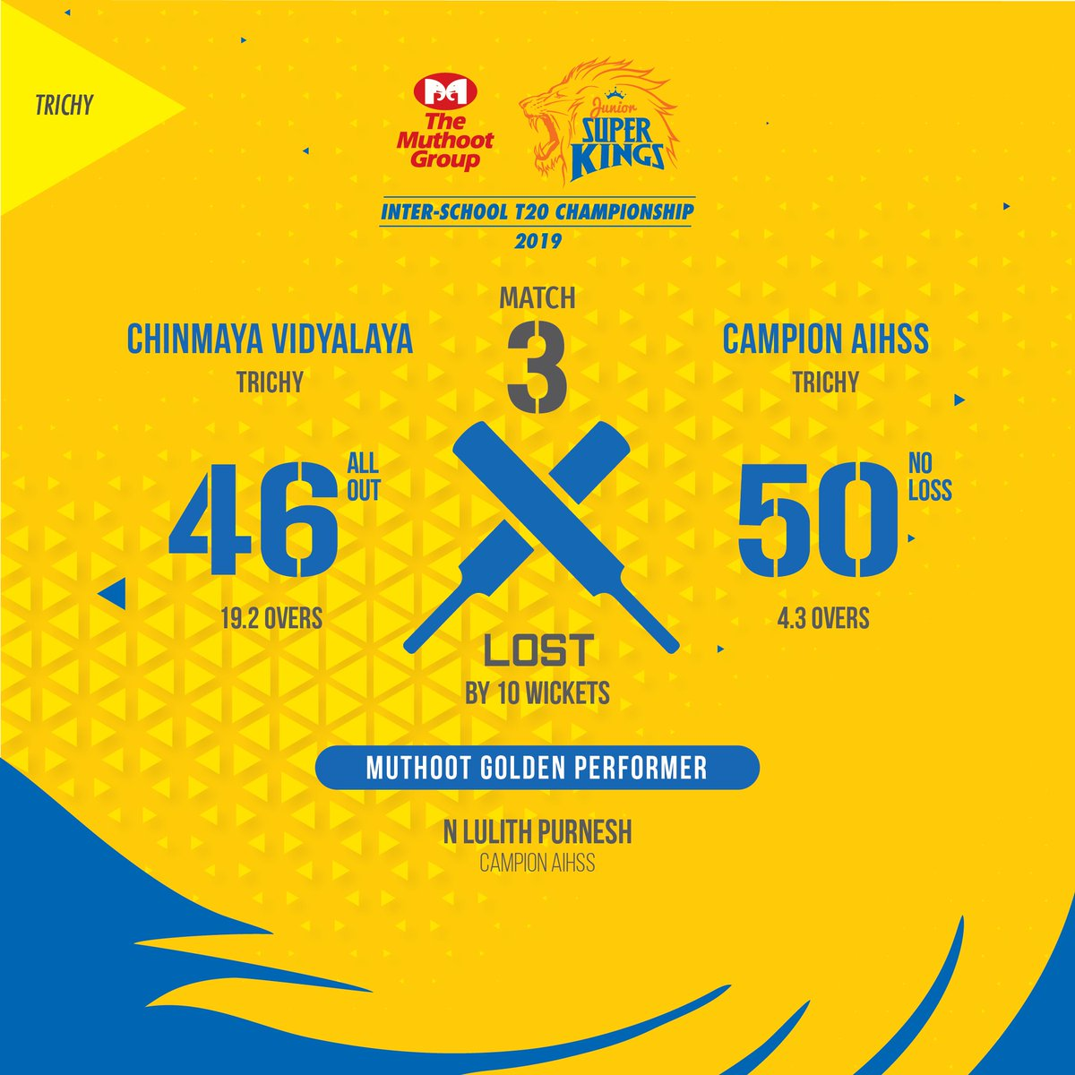 Chennai Super Kings (@ChennaiIPL) | Twitter