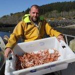 Image for the Tweet beginning: Day 5 #ScottishSeafoodStories: Skipper Kevin