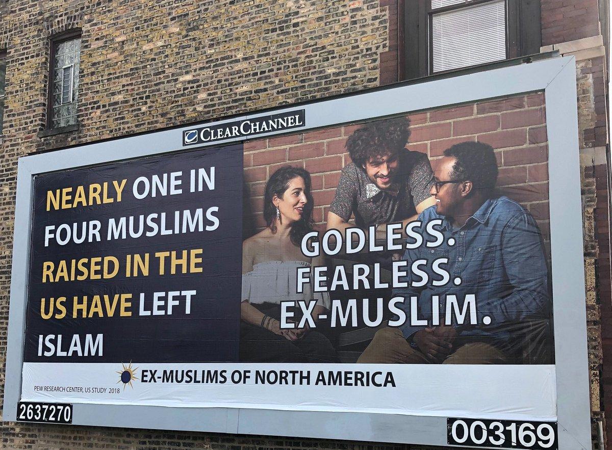 muslim hashtag on Twitter