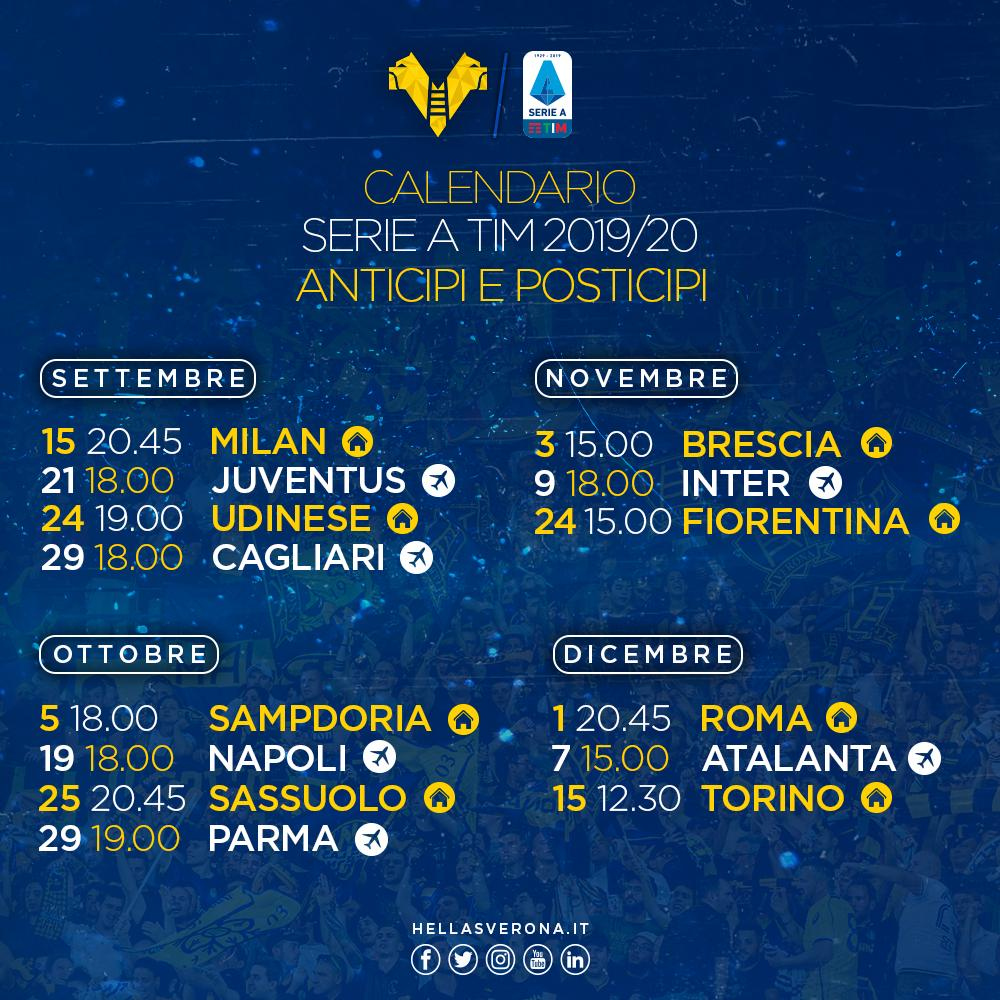 Interit Calendario.Verona Bleacher Report Latest News Scores Stats And