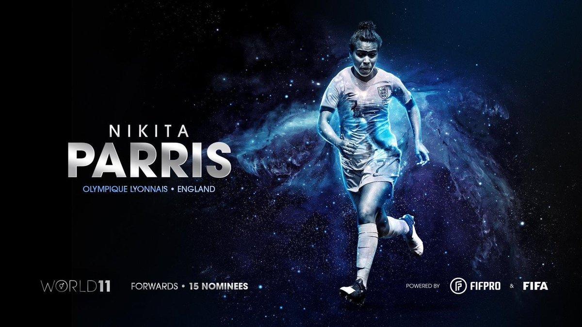 Honoured 🙏🏾 #FIFAFootballAwards https://t.co/NTxwr8oblC