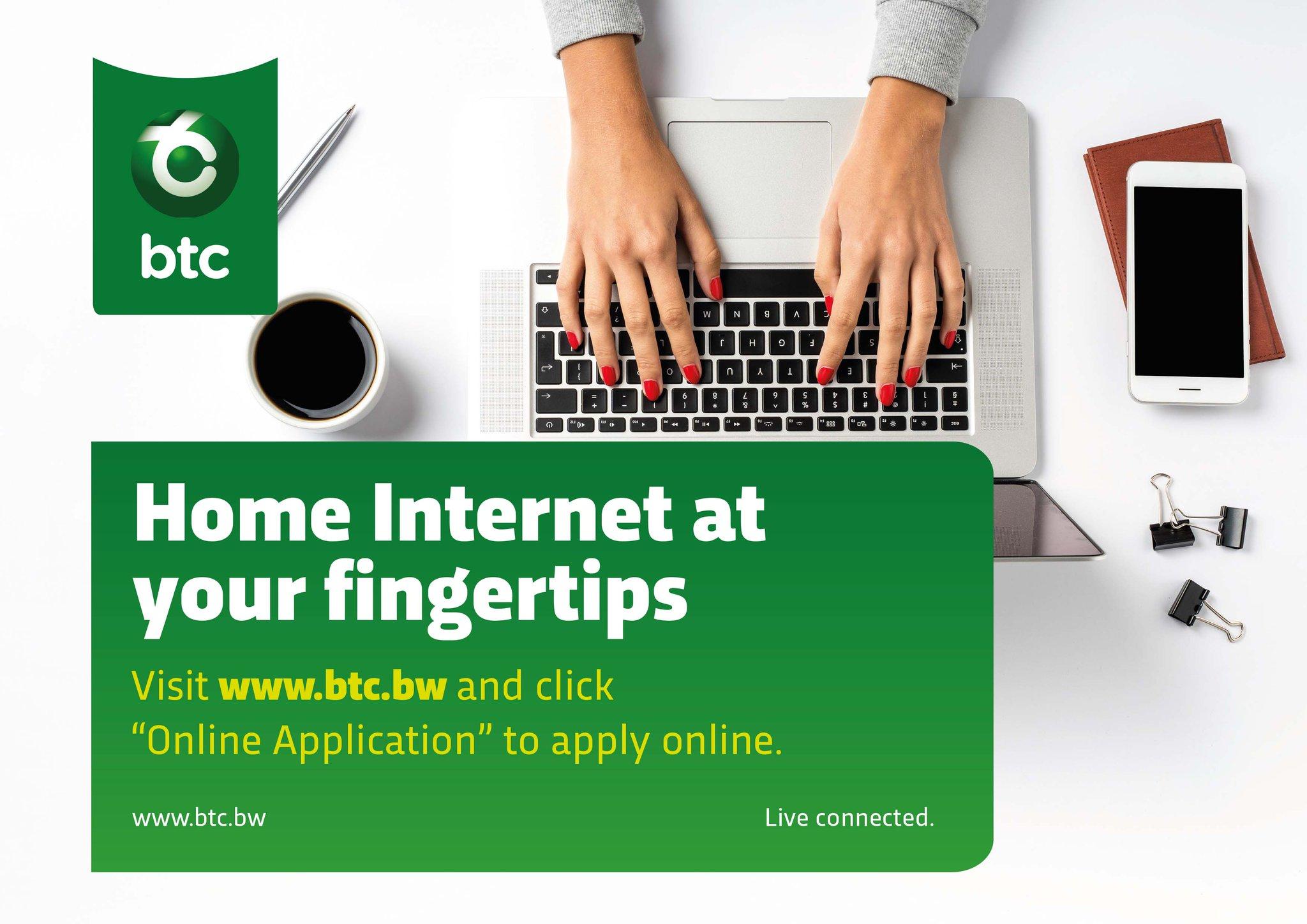 btc botswana internet)