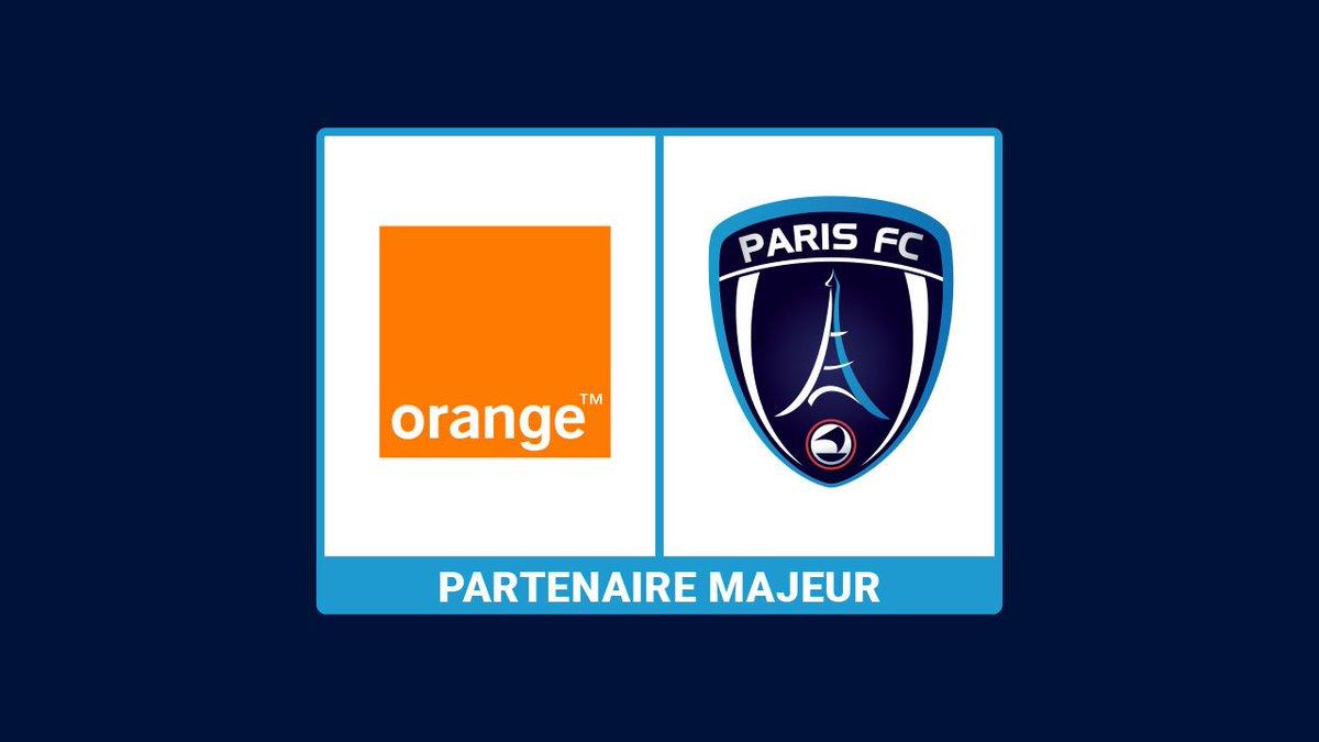 🤝 Orange devient Partenaire Majeur de la section féminine du Paris FC. 📝 Le communiqué à lire ici ➡ bit.ly/2lBF72Q