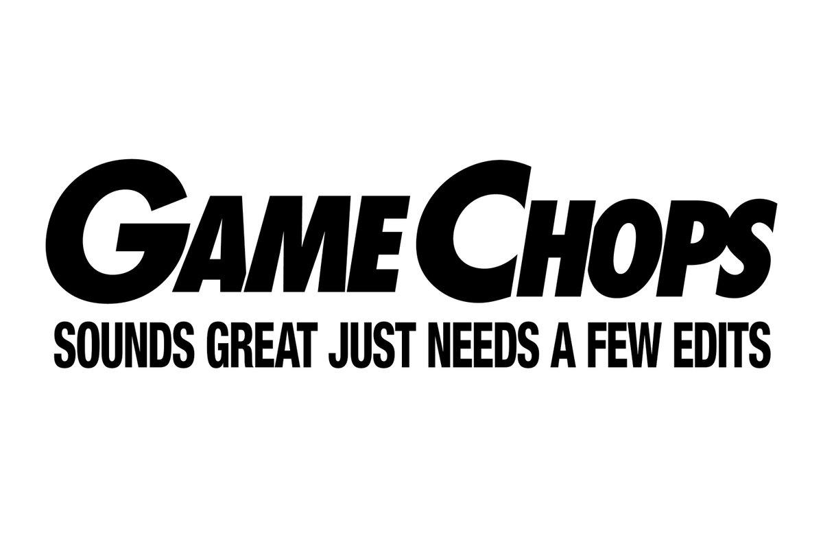 GameChops & Chill (@GameChops) | Twitter