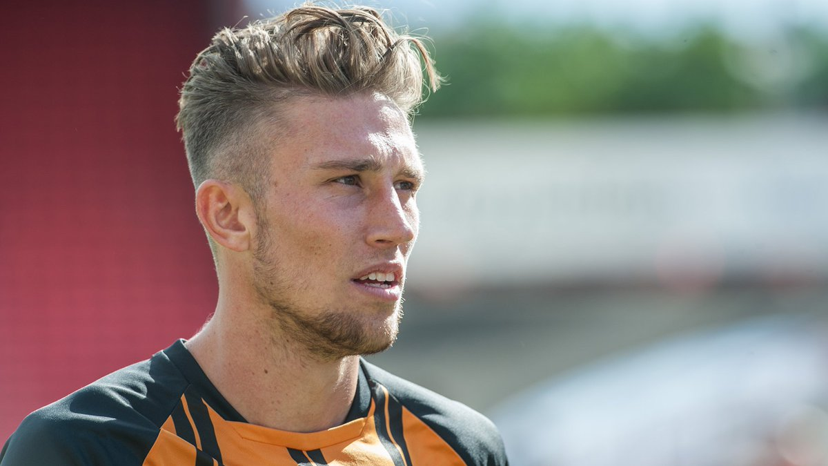 Club Statement: Angus MacDonald.  The whole Hull City family join together in showing Angus continued love and will support him in his recovery. 🧡🖤  ➡️ https://t.co/XvuFMdrwDZ  #hcafc | #theTigers https://t.co/VYnx3GdiEH