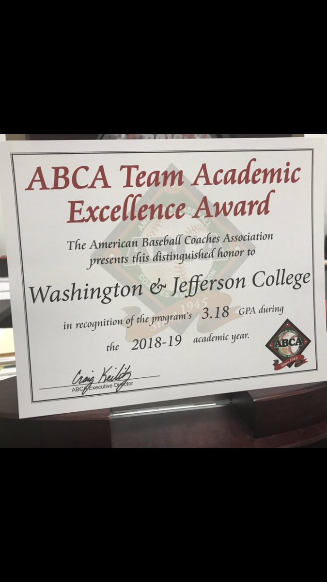 Washington & Jefferson College Athletics - Official