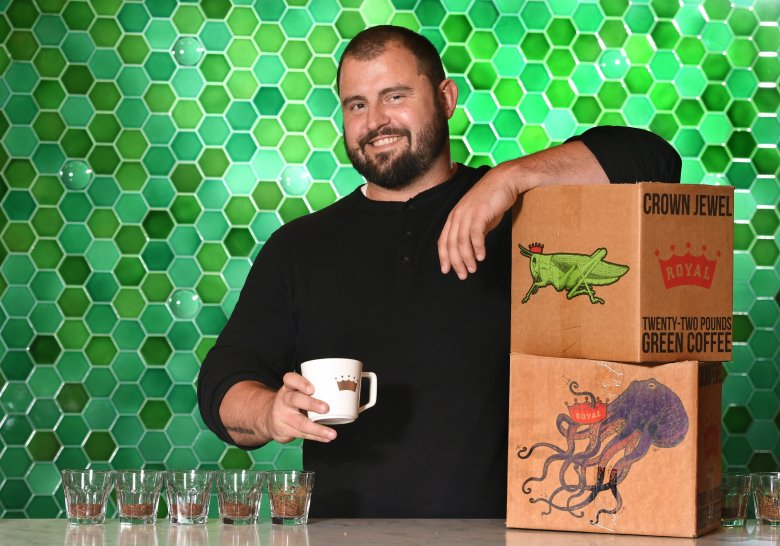 .@mercnews just published this piece featuring our CEO, Max Nicholas-Fulmer. Read their interview, and learn about our efforts towards transparency, and @TheCrownOAK ! #royalcoffeeinc #greencoffee #opensourcecoffee #specialtycoffee #transparency bayareane.ws/2M5YdtG