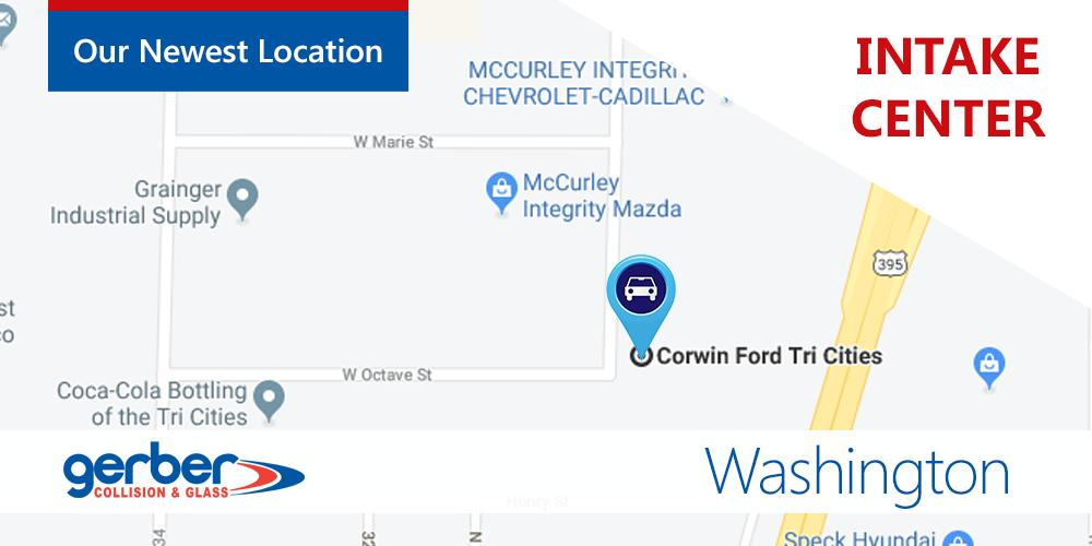 Corwin Ford Tri Cities >> Gerber Collision On Twitter Visit Our New Gerber Collision