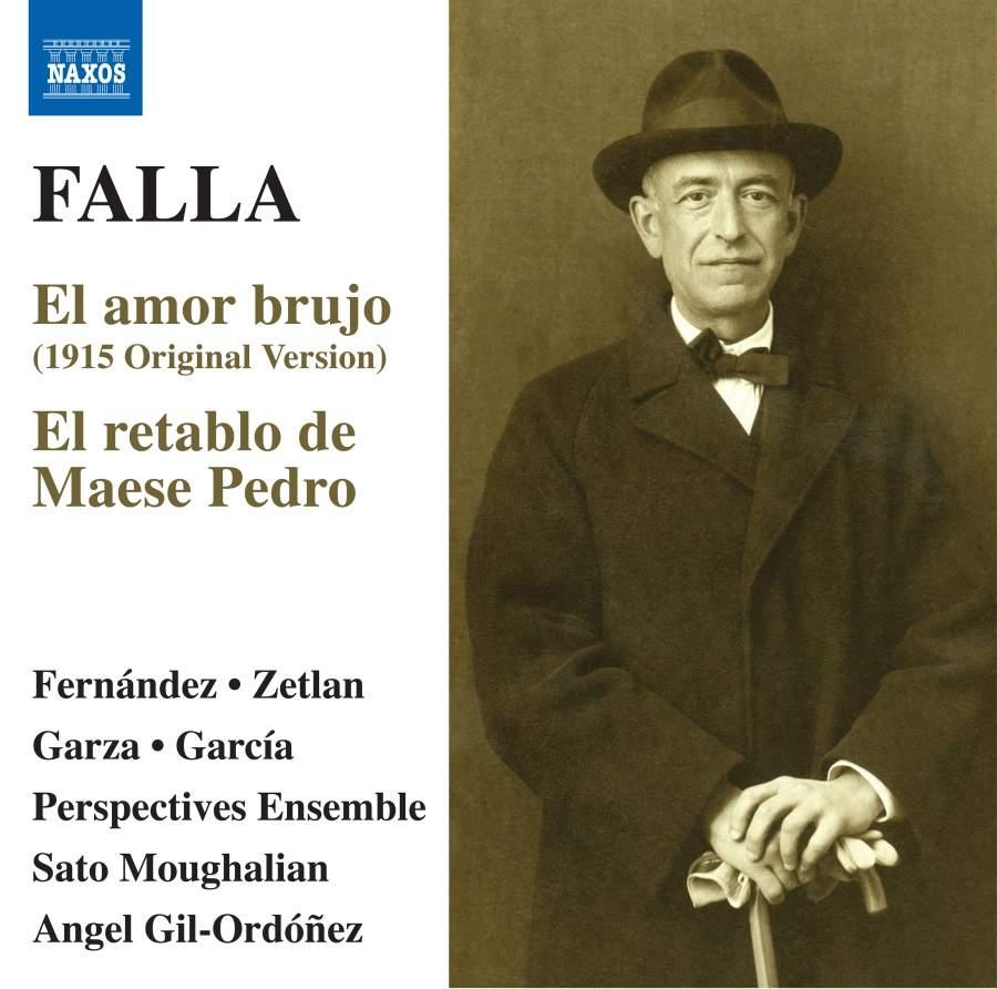 """Crítica discos #Ritmo932, en @RevistaRITMO, por la pluma de @JeronimoMarinL. El CD """"FALLA: El amor brujo (versión 1915), El retablo de Maese Pedro"""". @EfdezEsperanza @PerspectivesEns @SatoMoughalian @naxosrecords @NaxosenEspanol #música #ópera #AngelGilOrdoñez #ManueldeFalla https://t.co/vm8TU7PEK2"""
