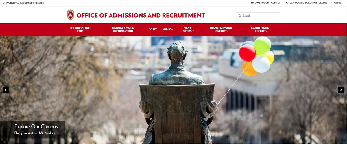 Uw Madison Application >> Uw Madison Admissions Uwadmissions Twitter