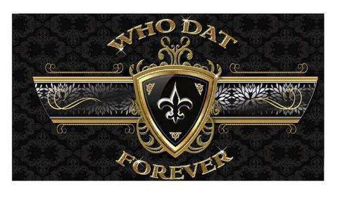 I cant wait for some @Saints Football! #WhoDatNation 🖤💛⚜🖤💛⚜🖤💛⚜