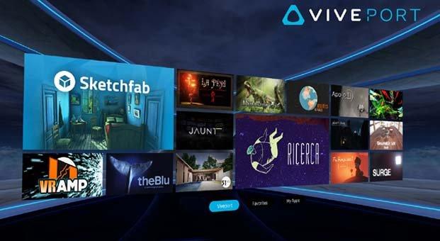 Viveport Infinity Şimdi Valve Index'i destekliyor