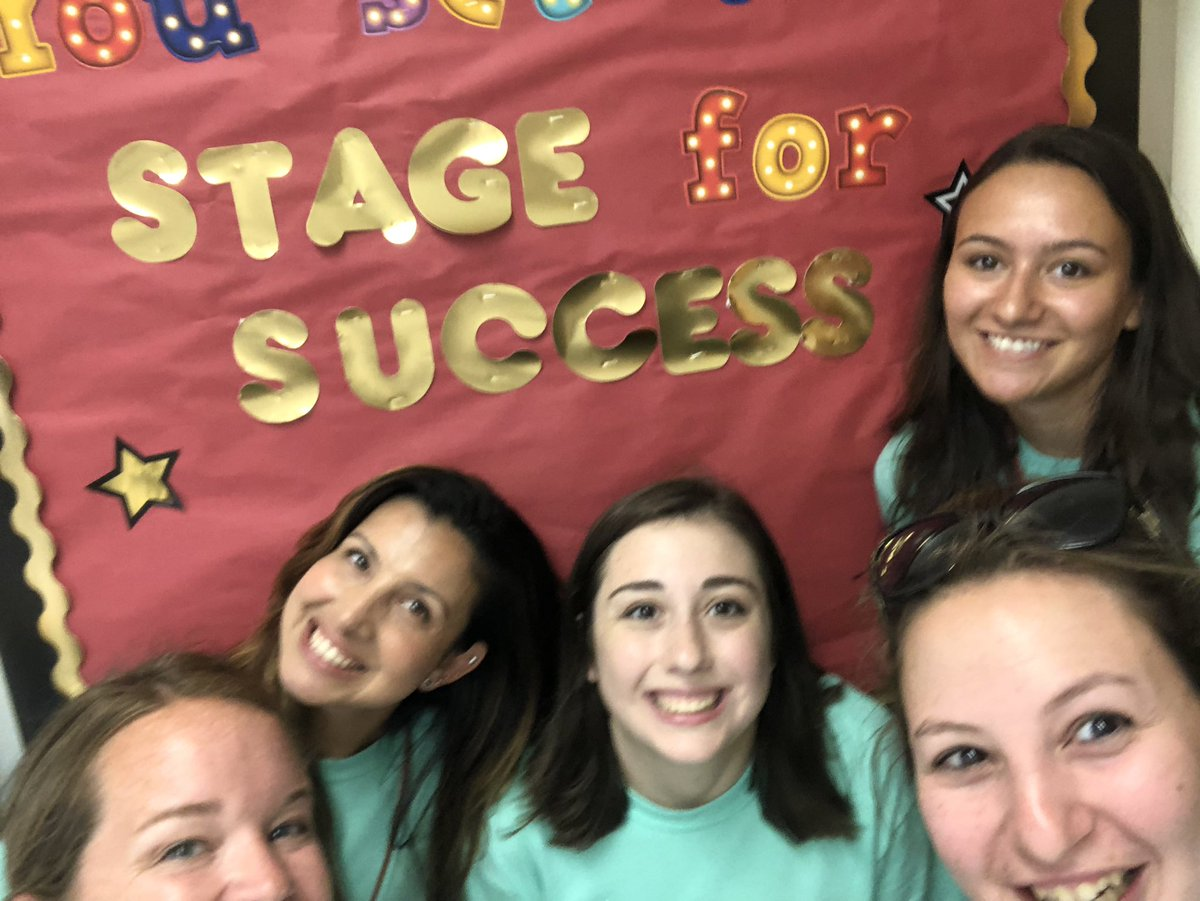 You set the stage for success! @LMSNation