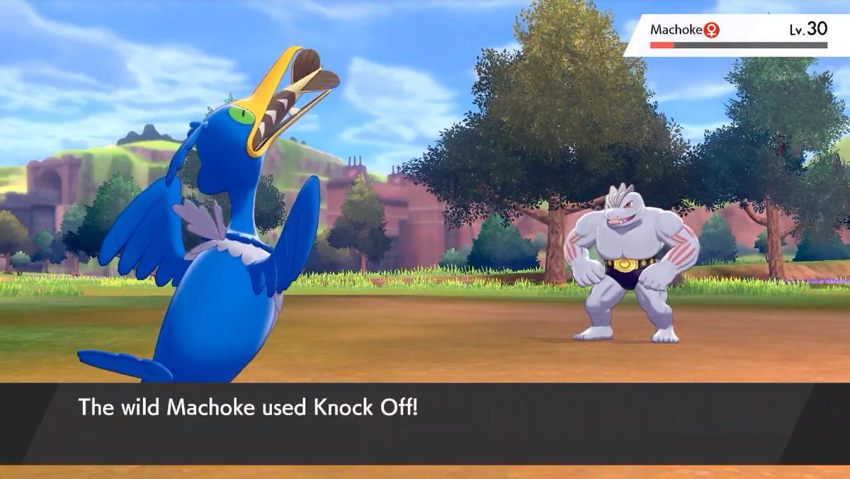 Pokemon Sword and Shield. Footage from Sept. 4 Direct.