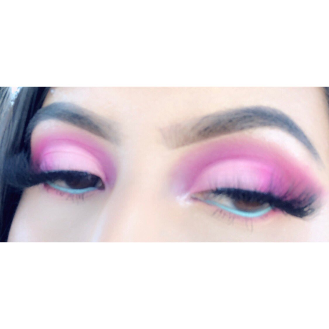 Yessicahh On Twitter Easy Cute Makeup Look Lash Style In Princess From Beautybarbeyond These Lashes Are Life Eyeshadow James Charles Palette Eyeliner Colourpop Creme Gel Liner In Prance Liner Makeup