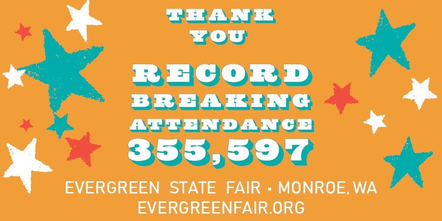 Evergreen State Fair 2020.Evergreenfairgrounds Evergreenfairwa Twitter