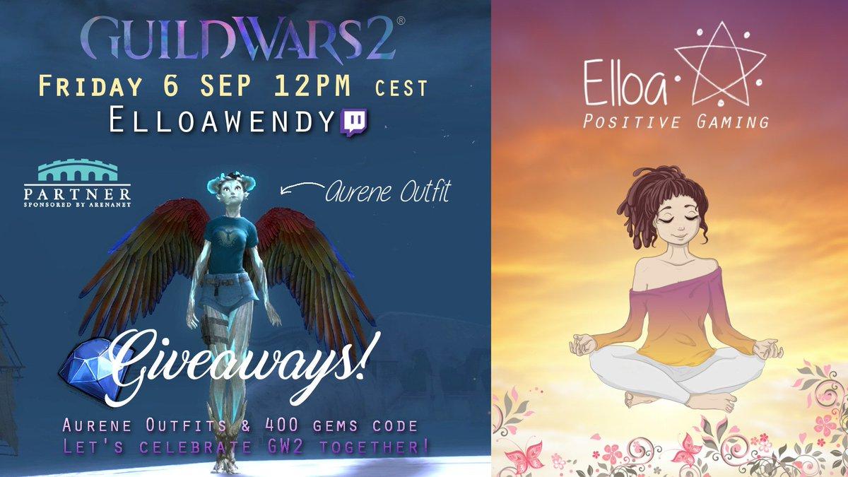 Guild Wars 2 (@GuildWars2) | Twitter