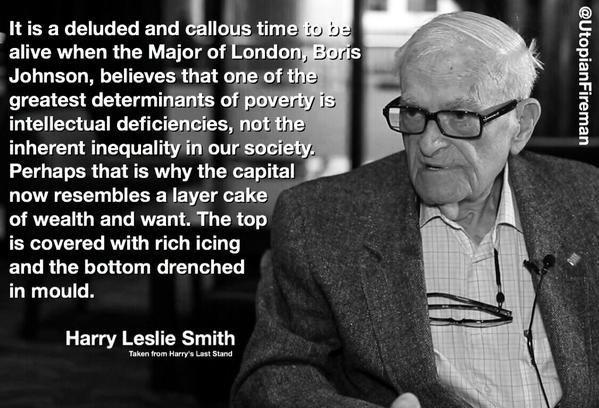 Voyage Around My Dad, Harry Leslie Smith on Twitter: