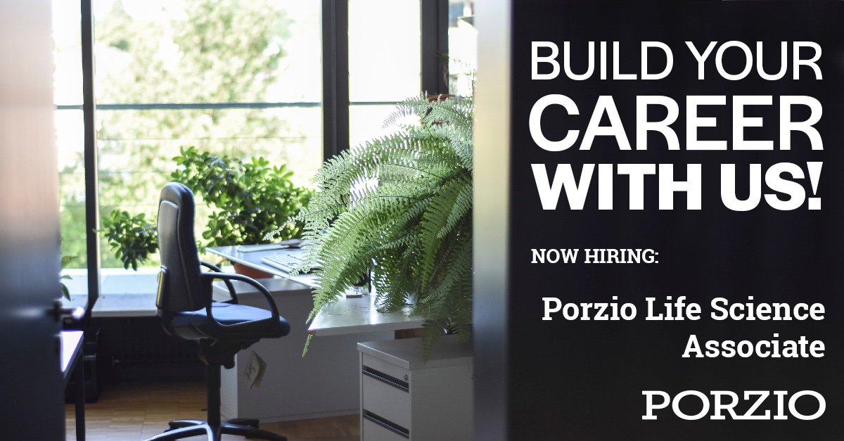 Porzio Life Sciences On Twitter Porzio Is Hiring A Life Sciences Associate In Our Morristown Nj Office For Full Job Description And To Apply Click Below Https T Co Mx7ahqoadl Https T Co W6iszerayp