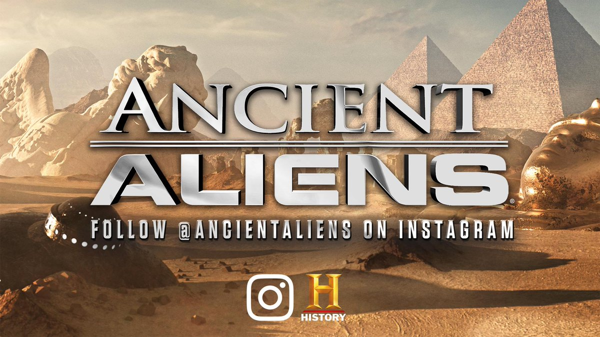 Ancient Aliens (@AncientAliens) | Twitter