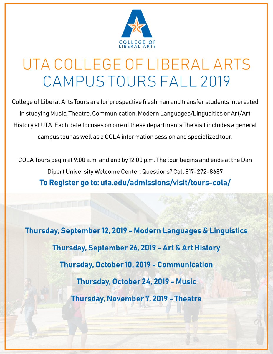 UTA Liberal Arts (@utalibarts) | Twitter