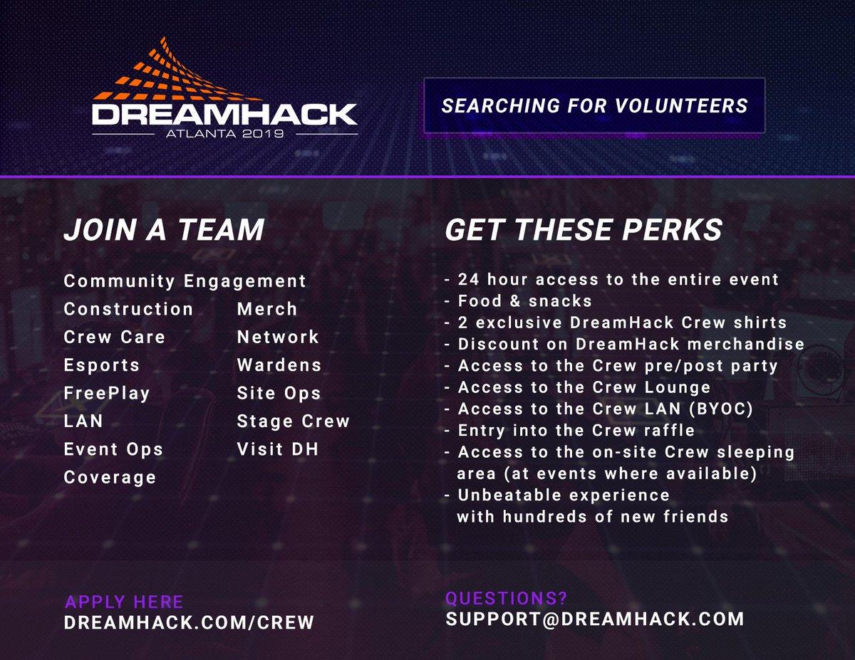 DreamHack (@DreamHack) | Twitter