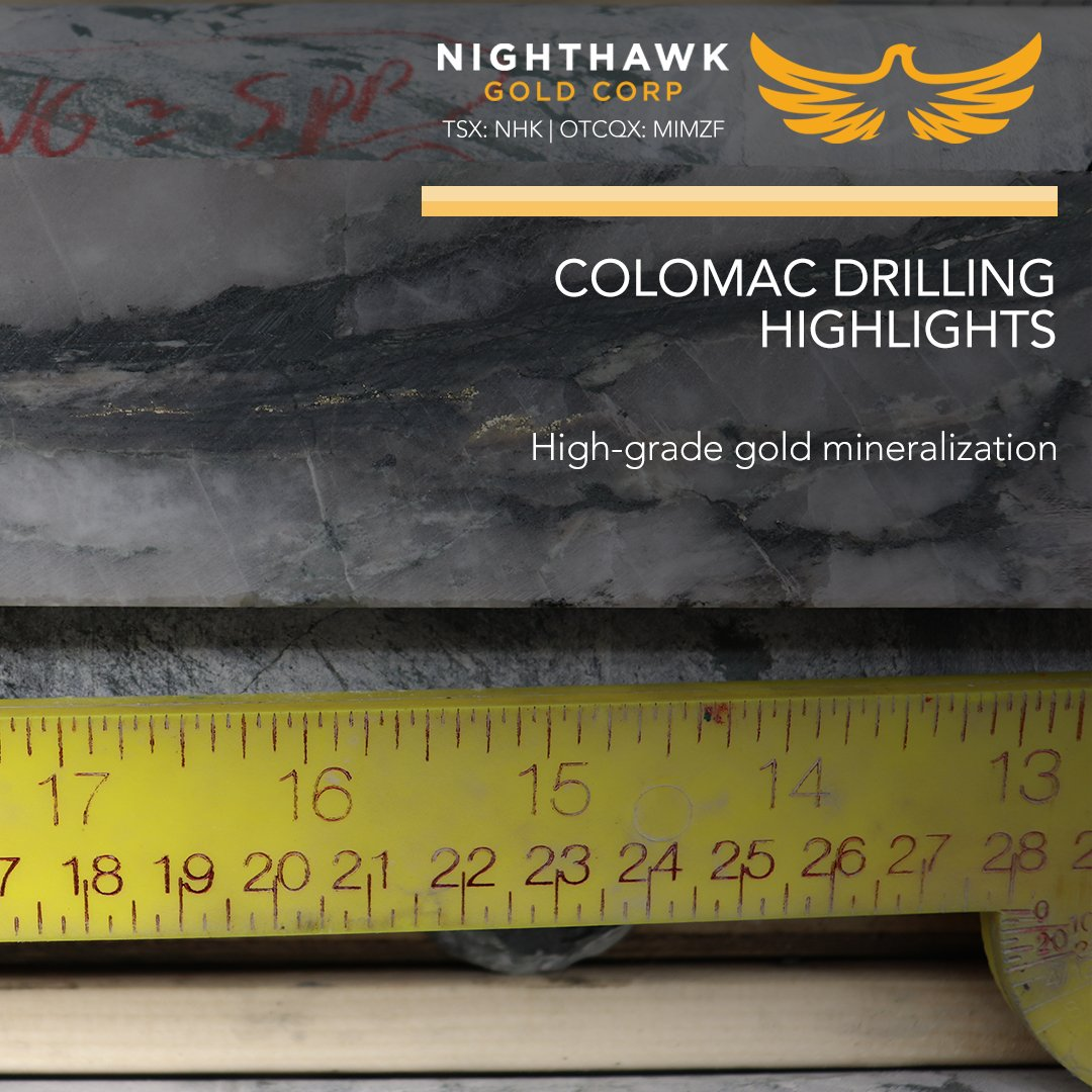 Nighthawk Gold Corp  (@NighthawkGold) | Twitter