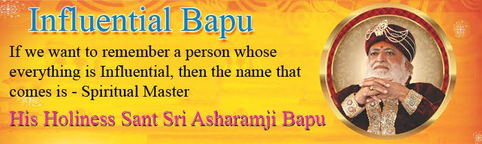 On the occasion of #TeachersDay2019 sadhaks of #SaintForHumanity says~  #SalutationsToMySpiritualMaster  Sant Shri #Asaram #Bapuji who has brought revolutionary transformation in d lives of millions through his divine presence and his #ActionPackedThoughts!  #HappyTeachersDay<br>http://pic.twitter.com/i8DaOKrtpD