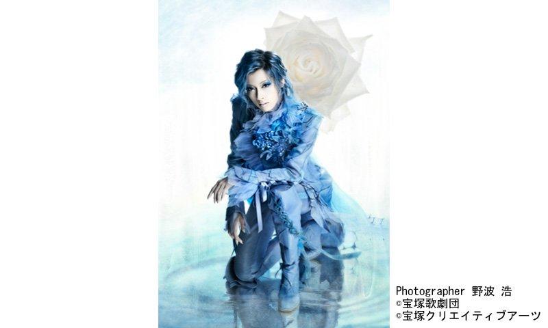 / 本日、応募締切 プレゼントのお知らせ \ 『宝塚花組公演「A Fairy Tale -青い薔薇の