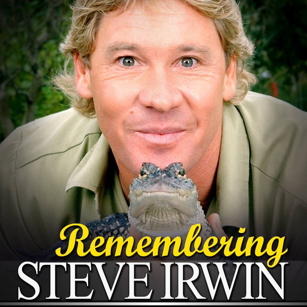 Local News 8 On Twitter Remembering Steve Irwin The Crocodile Hunter Died 13 Years Ago Today At Just 44 Years Old Here Are 5 Steve Irwin Quotes That Are Also Just Great