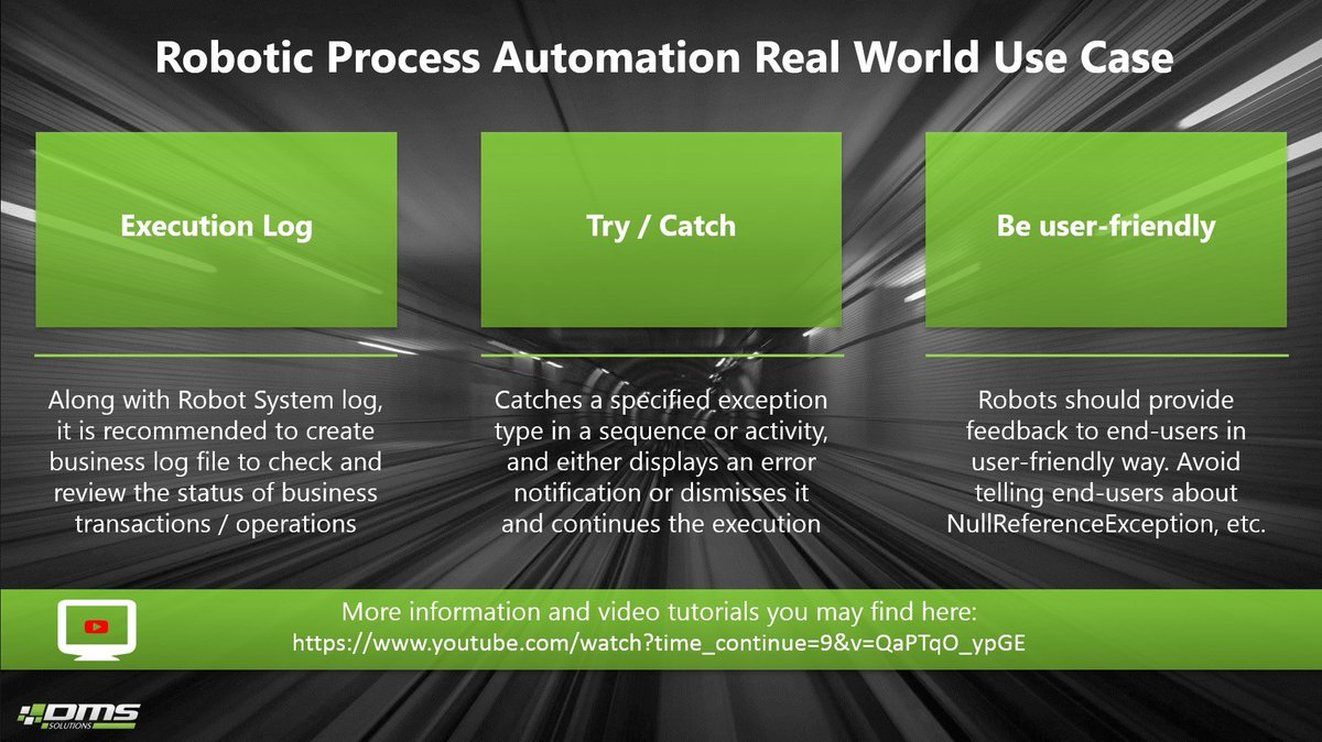 DMS Solutions (RPA & Intelligent Automation) (@DMS_Solutions
