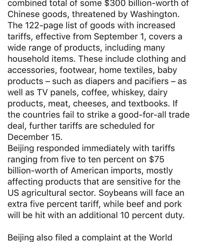 News about #china on Twitter