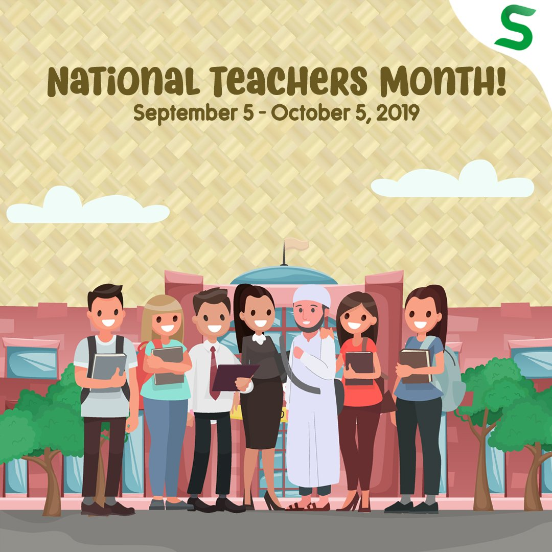 Teachersmonth tagged Tweets and Download Twitter MP4 Videos