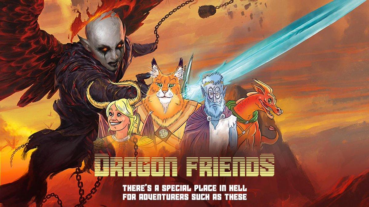 Dragon Friends (@drgnfrnds) | Twitter