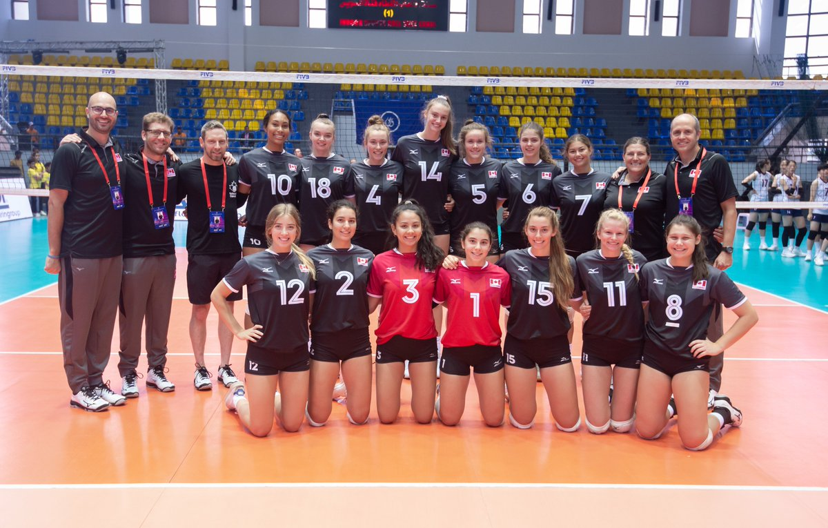Volleyball Canada On Twitter Nice Work By U18 Girls To Kick Off The Worlds In Egypt With A Win Canada Plays Mexico Next Korea Vs Canada 1 3 25 19 23 25 20 25 22 25