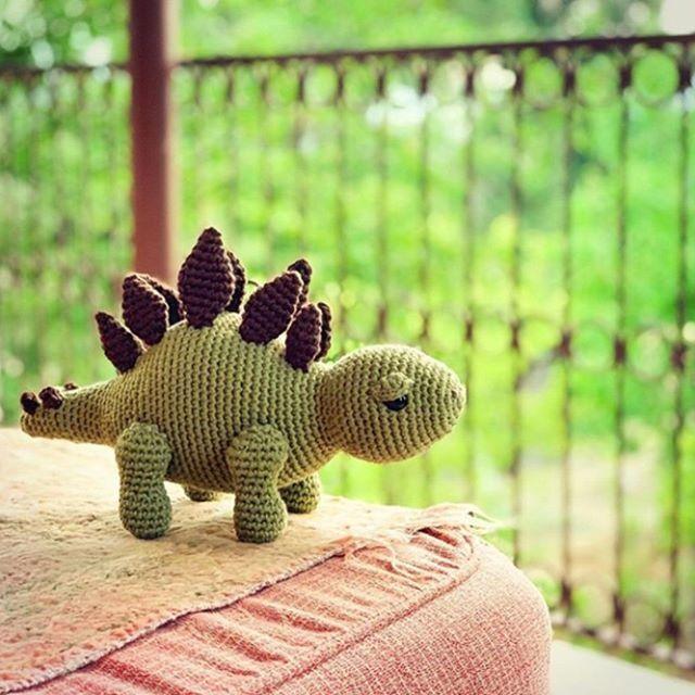 Books   Crochet dinosaur, Crochet dinosaur patterns, Crochet dragon   640x640