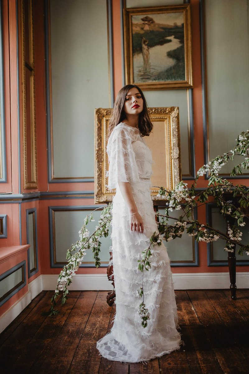 NEWS: Read more about me and my passion for making #weddingdresses & #bridalwear in this fab article from @velvetmag plus my plans to increase #ethical awareness in the #bridal industry.