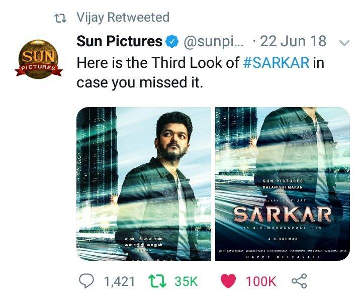 sarkar hashtag on Twitter