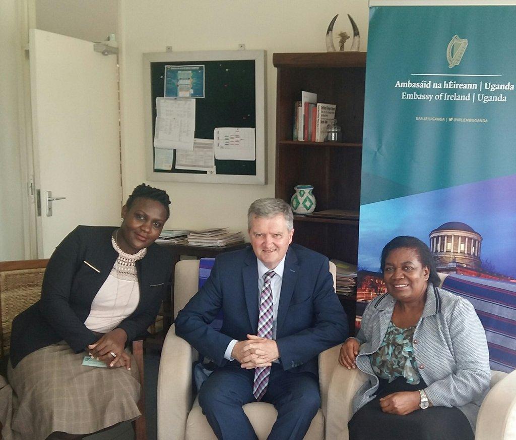 Ireland in Uganda (@IrlEmbUganda) | Twitter